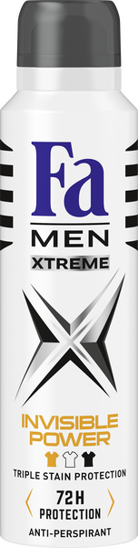 Fa Men deospray Xtreme Invisible 150ml