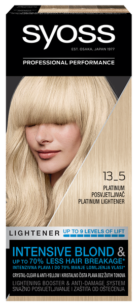 Syoss 13-5 Platinum Lightener