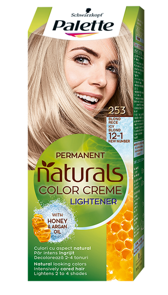 Palette Natural Colors 253 Icy Blond