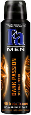 Fa Men deospray Dark Passion 150ml