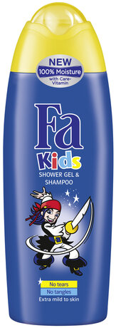 Fa SG Kids Pirate 250ml