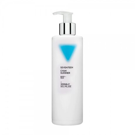 Seventeen Body Silk Cyan Summer Lotion Body 300мл.