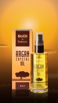 Argan Crystal Oil-Течни кристали-30мл.-60мл.-120мл.