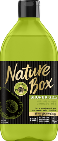 Nature Box ДГ Авокадо 385мл