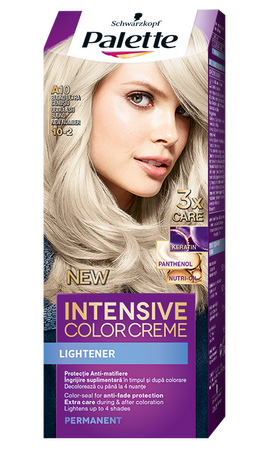 Palette Intensive Color Creme A10 Ultra Ash Blond