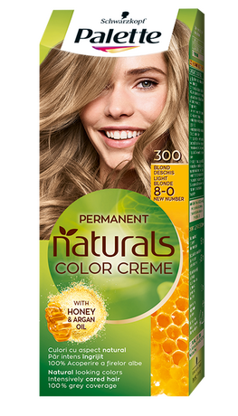 Palette Natural Colors 300 Light Blond