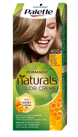 Palette Natural Colors 400 Medium Blond