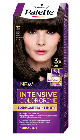 Palette Intensive Color Creme N2 Dark Brown