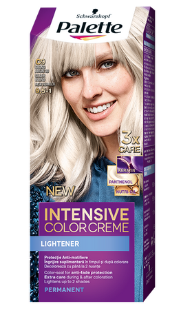 Palette Intensive Color Creme C9 Silver Blond