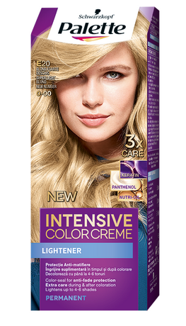 Palette Intensive Color Creme E20 Super Light Blond