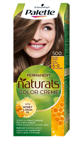 Palette Natural Colors 500 Dark Blond
