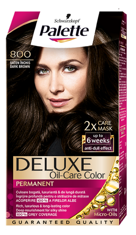Palette Deluxe 800 Dark Brown