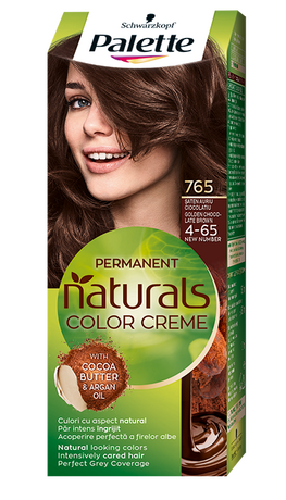 Palette Natural Colors 765 Golden Choco Brown