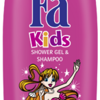 Fa SG Kids Mermaid 250ml