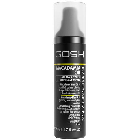 Gosh Macadamia Oil Nourishing Hair Oil Серум за коса 50мл.