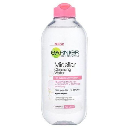 Garnier Micellar Cleansing Water Мицеларна вода 400мл.