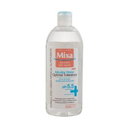 Mixa Optimal Tolerance Micellar Water Мицеларна вода 400мл.