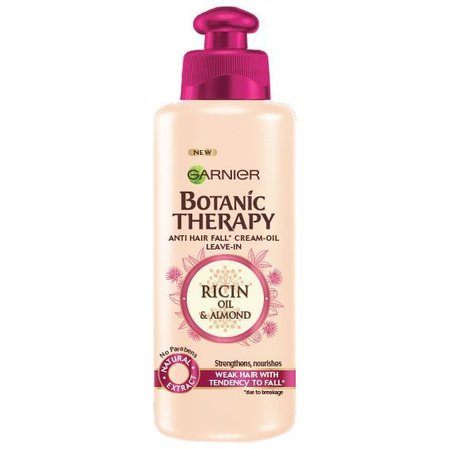 Garnier Botanic Therapy Ricin Oil & Almond  Възстановяващ крем 200мл.