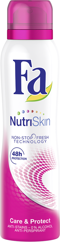 Fa deospray Nutri Skin Maximum Protect 150ml