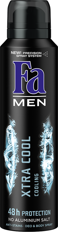 Fa Men deospray Extreme Cool 150ml