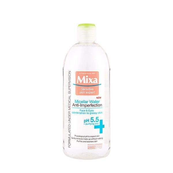 Mixa Anti-Imperfections Micellar Water Мицеларна вода 400мл.