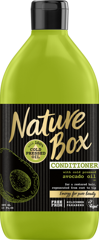 Nature Box Б-м Авокадо 385мл