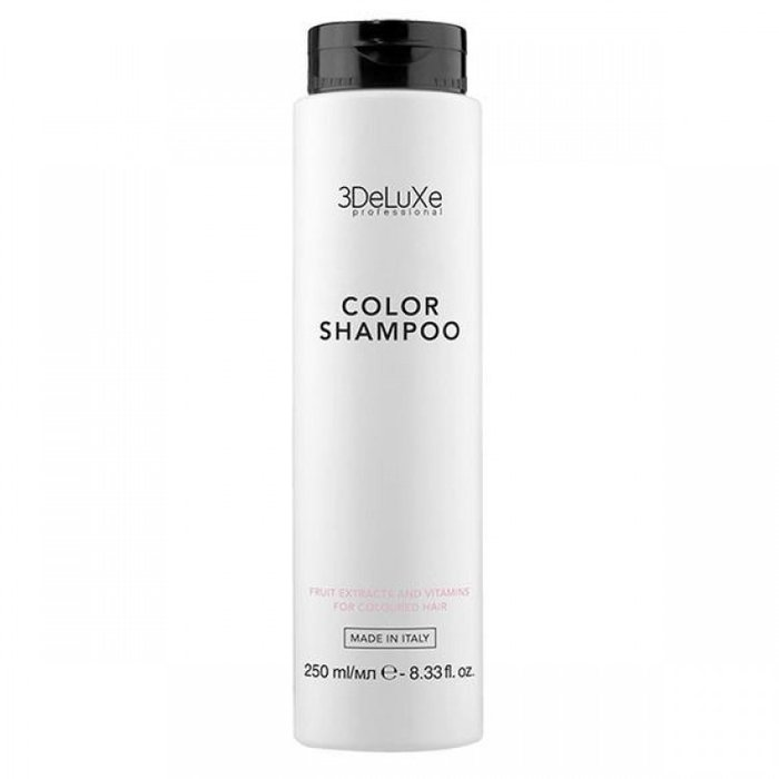 DeLuXe Color Shampoo Шампоан за боядисана коса 250 мл.