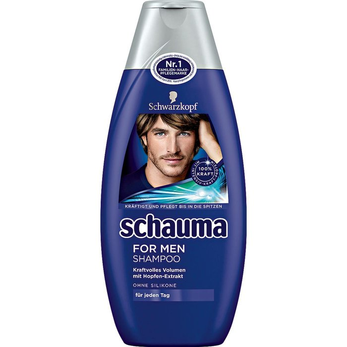 Shauma For men Shampoo 250мл.