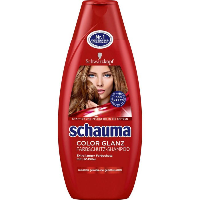 Shauma Color Shinе Shampoo Q10 250мл.